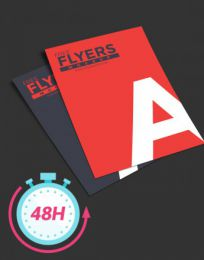 Flyers A6 > 48H